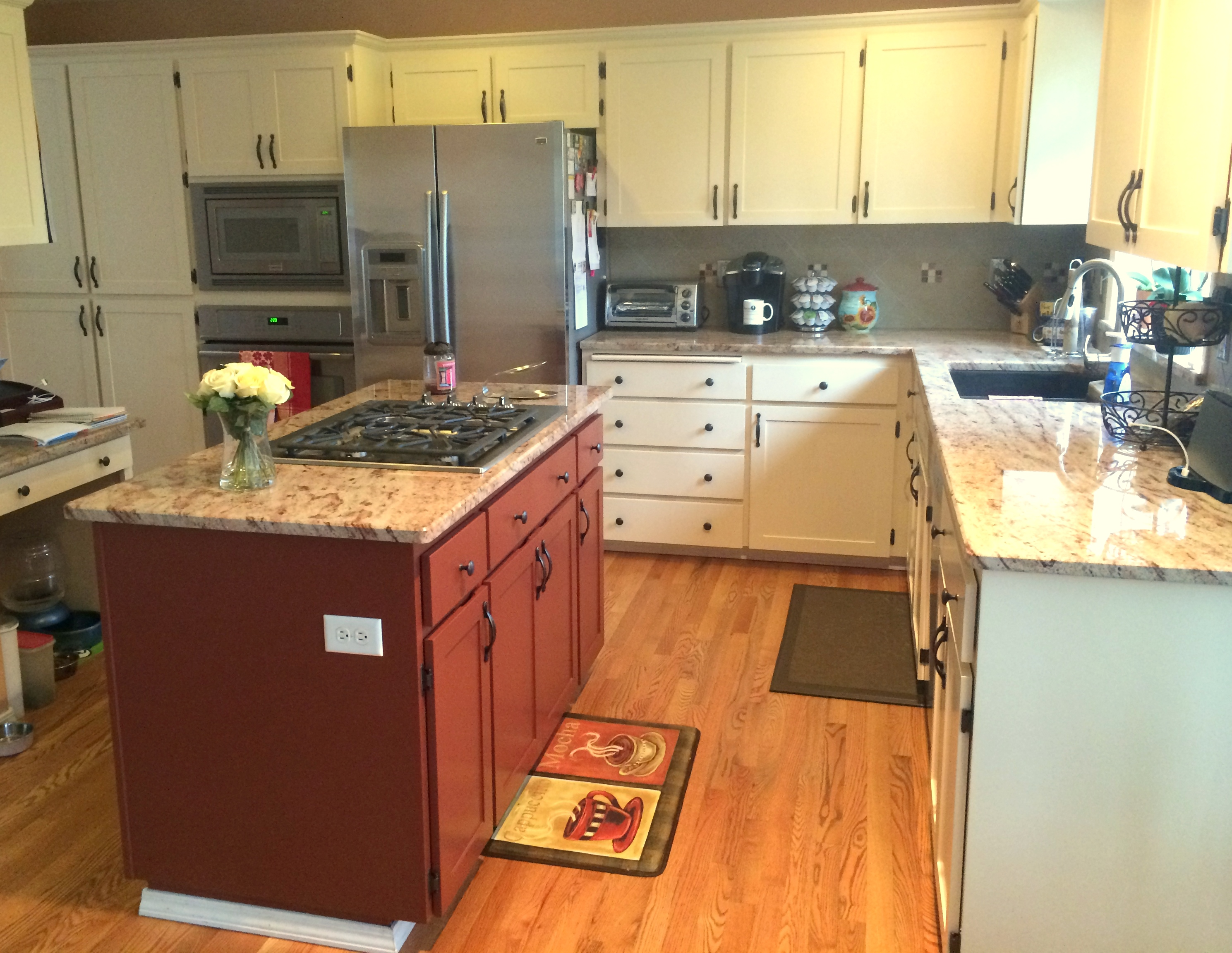 Cabinet Painting, Staining, Finishing, Refinishing, Clear ...